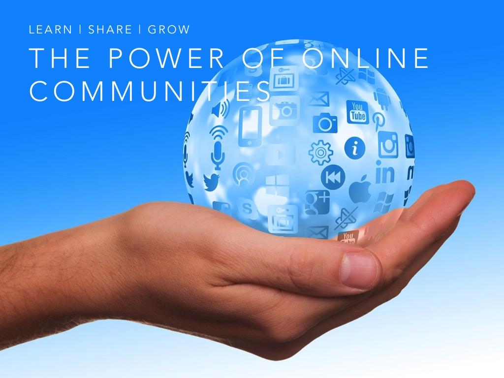 Building Online Community